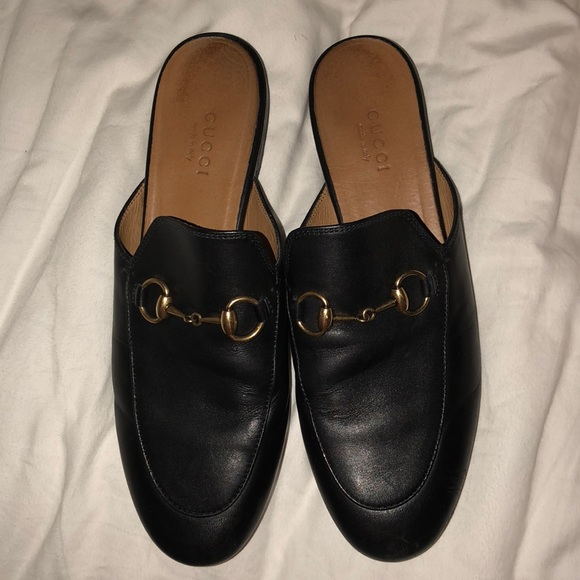 64a70c60160 Gucci Shoes - Gucci princetown loafers. size 36.5. Gently used.